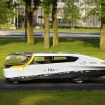 Solar Family Car