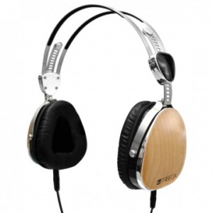 Tribeca wooden headphones