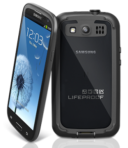 Lifeproof nuud Galaxy S III
