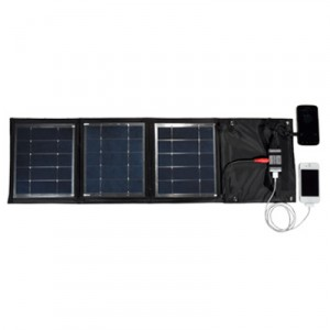 Solar Charger 12 SPR-012_Charging_L