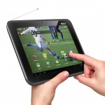 RCA 31078 8 Mobile TV Tablet Hand