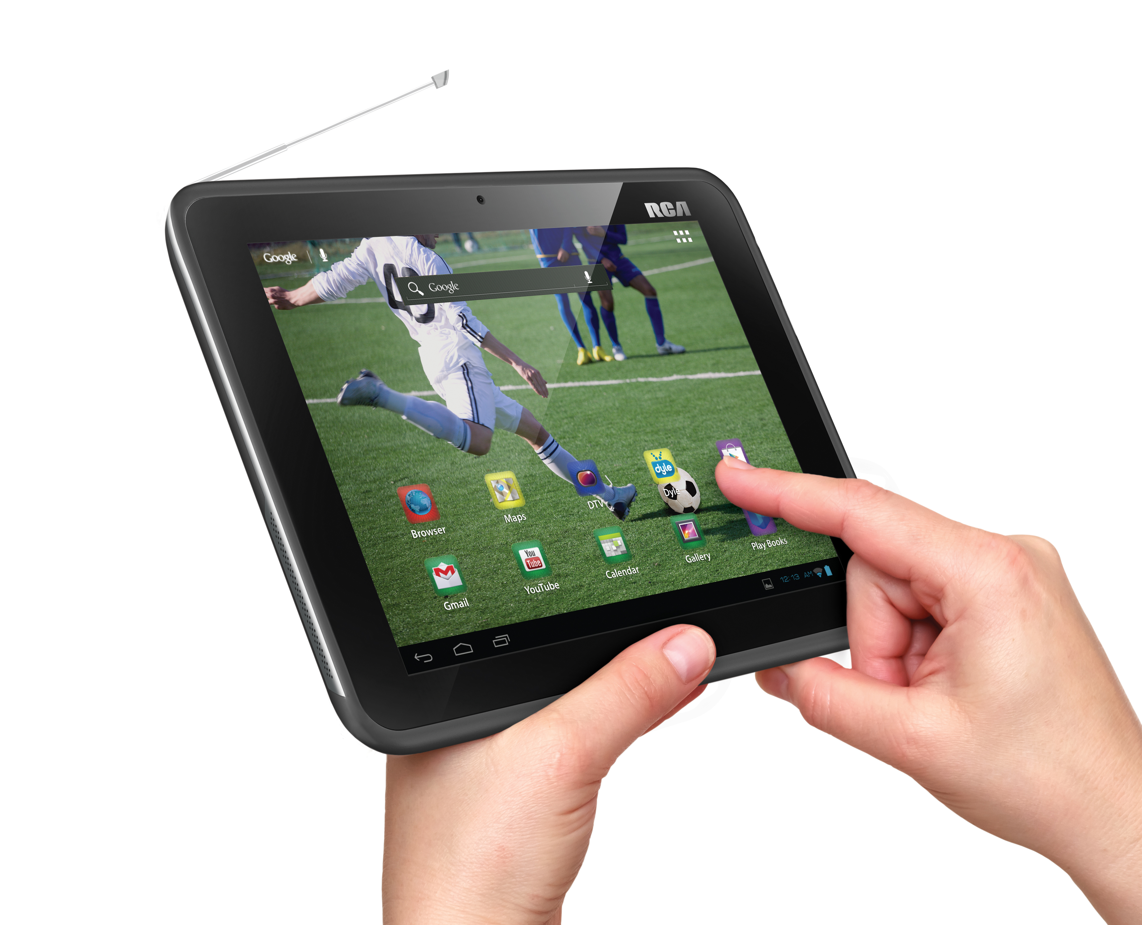 Tablet Tv Watch And Record Tv On Your Tablet Anywhere Without Plugging Anything In Pocket Lint
