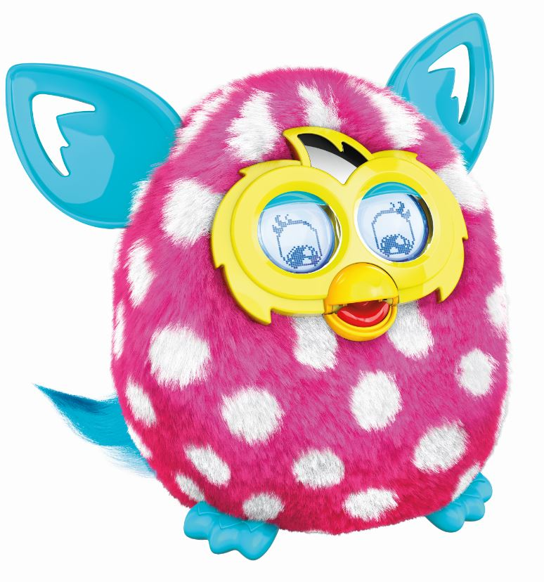 Hasbro presents the Furby Boom, with a special guest ...