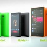 Nokia X phones