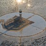 brightsource energy ivanpah solar plant