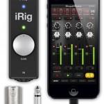 iRigPRO iPhone5 FRONT 4