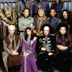 Babylon 5 cast
