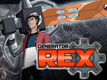 Speculative Fiction Saturday: Generator Rex - The Geek Church