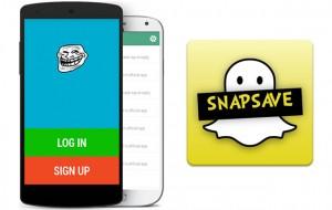 Snapchat and Snapsave
