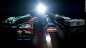 Gillette Avengers