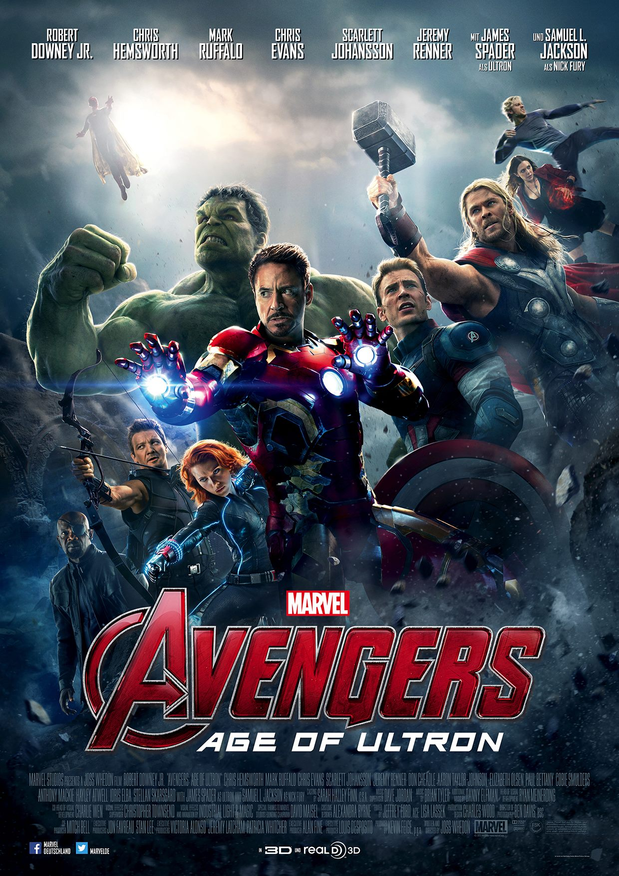 The Geek Church Page 90 Of 297 Faith In Age Technologythe Circuit Extra Large Movie Poster Image Imp Awards Avengers Ultron