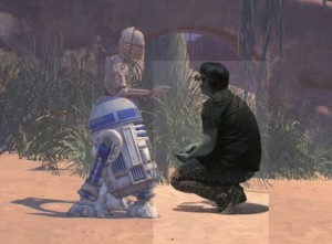 Star Wars VR