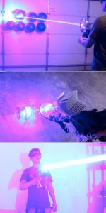 laser-shotgun