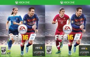 FIFA Cover Art