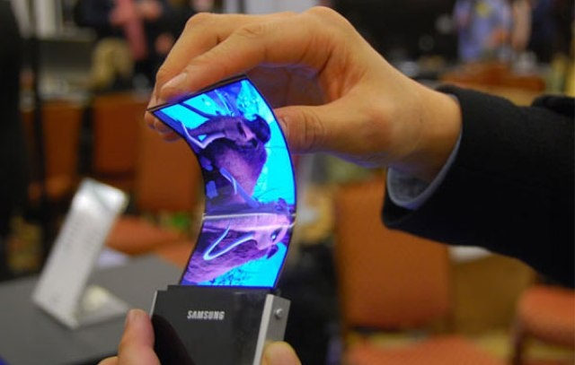 The Geek Church » Blog Archive LG wants their phones with Flexible ...