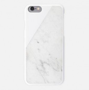 Native Union Clic marble