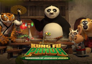 Kung Fu Panda Showdown