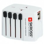 Skross World Adapter USB