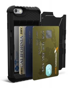 UAG IPH6S_Card_Case_BLK_PT05-2