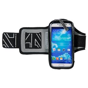 ClickGO Sport Armband - Front w-Pouch Galaxy S6