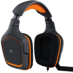 Logitech g213 prodigy gaming headset
