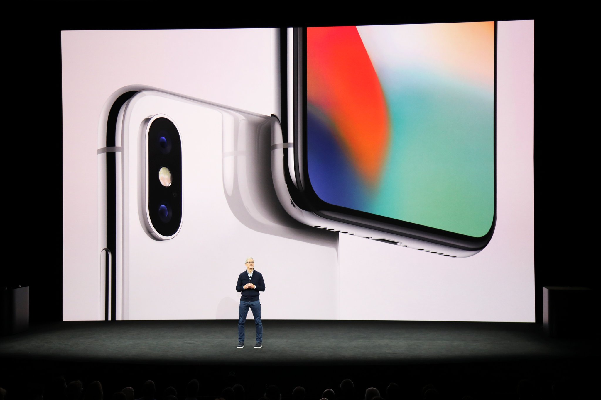 timeless design 4b560 2be06 Apple unveils new Apple Watch Series 3, AppleTV 4K, iPhone 8, and ...