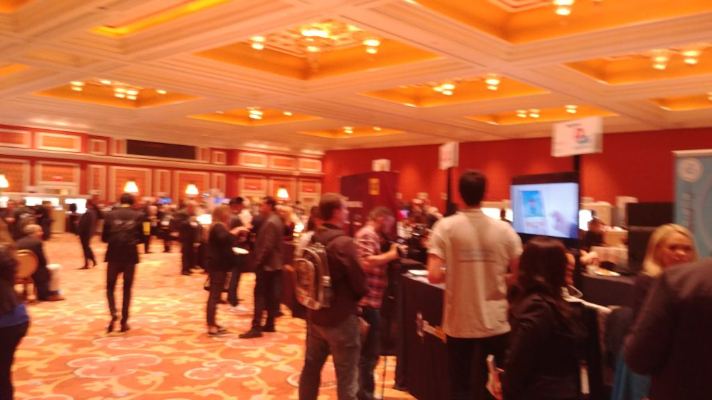 CES 2018 Showroom Floor - ShowStoppers Event