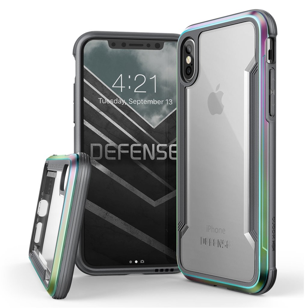 defense shield iPhoneX