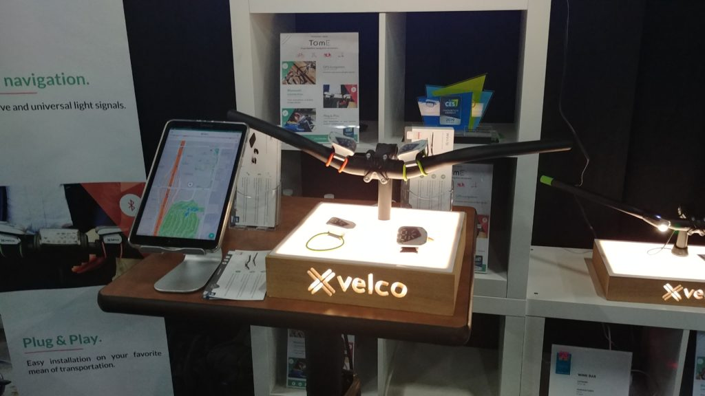 Velco at CES Unveiled 2019