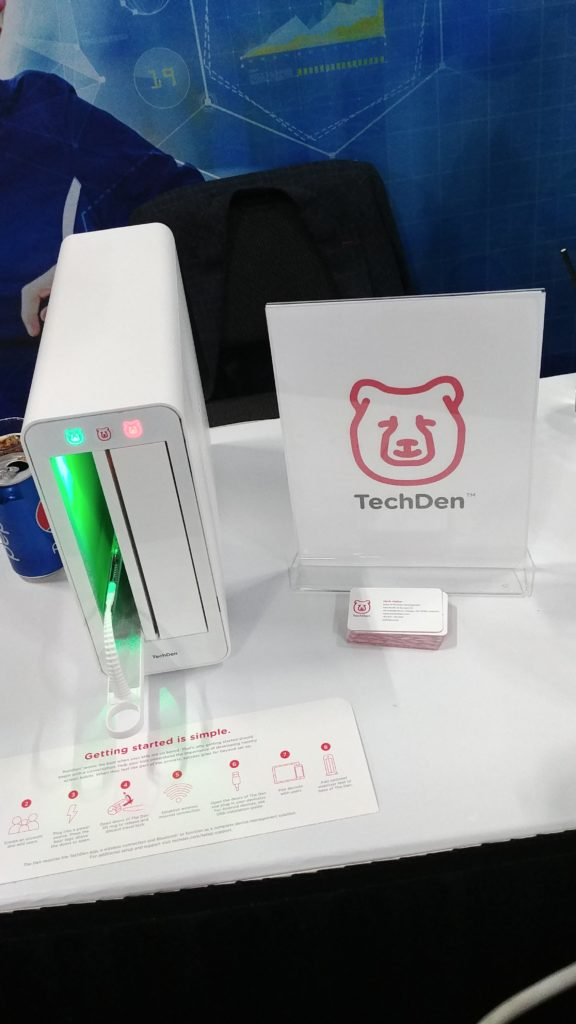 TechDen at CES Unveiled 2019