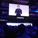 Samsung Press Conference CES 2019
