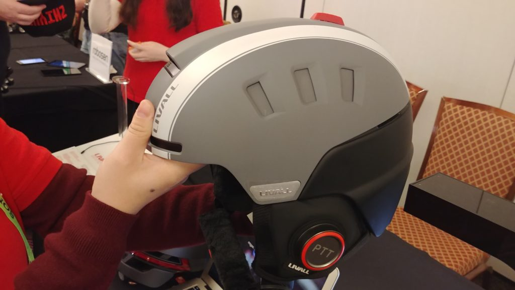 Livall at Made in China, CES 2019