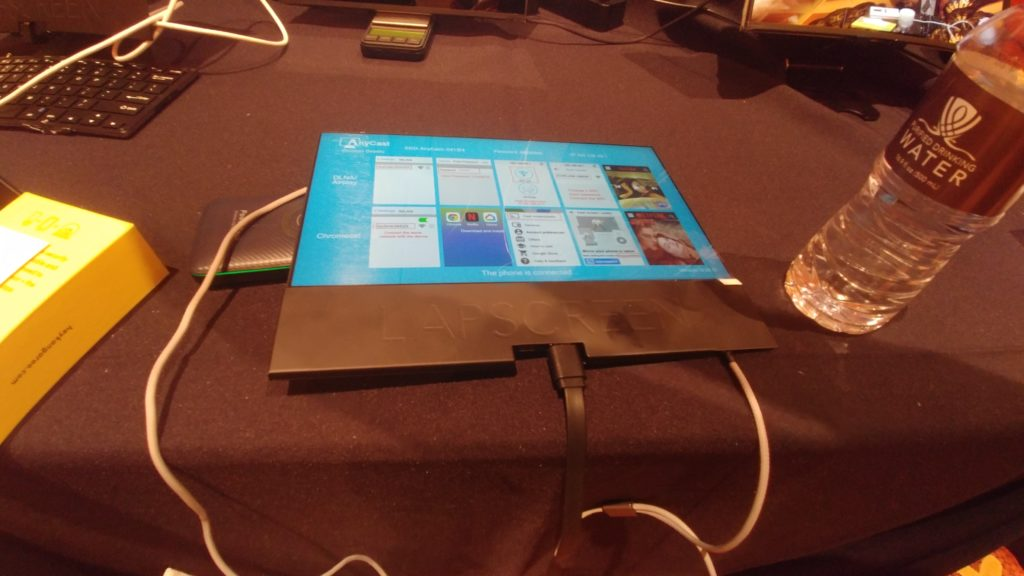 Lapscreen CES 2019 Showstoppers