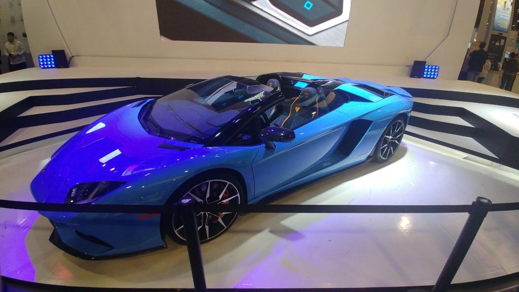 Lamborghini CES 2019