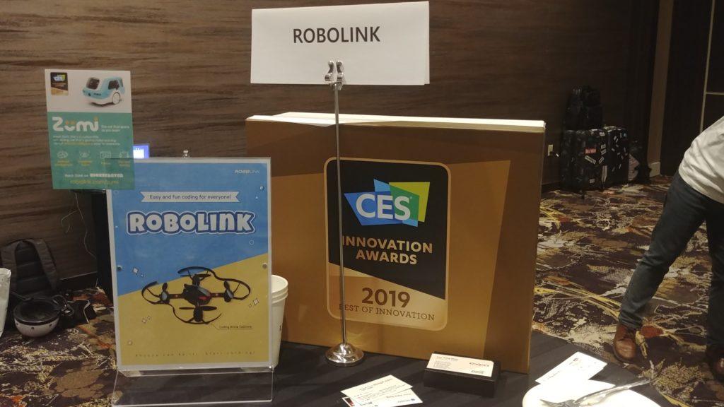 Robolink MIK Made in Korea CES 2019